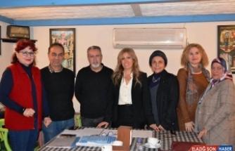 GESAM Adana Şube Başkanlığına Gülşen Doğan seçildi