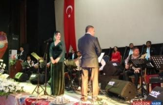 Kozan HEM'den Kerkük türküleri konseri