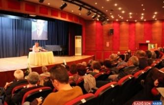 Nazilli'de edebiyat rüzgarı devam ediyor