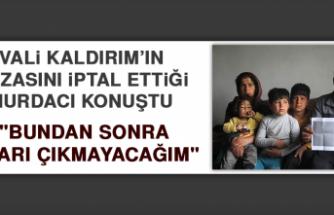 Vali Kaldırım'ın Cezasını İptal Ettiği Hurdacı Konuştu