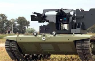 ASELSAN, Türk Ordusu İçin İnsansız Kara Aracı Üretecek
