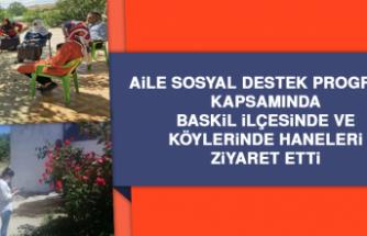 Baskil'de Aile Ziyaretleri