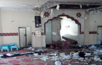 Camiye Cuma Namazında Bombalı Saldırı