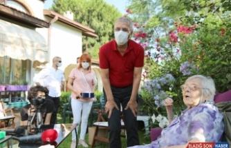 Sümerelog Muazzez İlmiye Çığ 107. yaşını kutladı