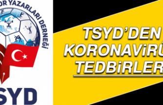 TSYD'Den Koronavirüs Tedbirleri