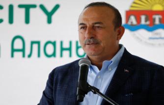 Bakan Çavuşoğlu duyurdu! 137 ülkeye yükseldi