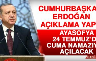 Cumhurbaşkanı Erdoğan Önemli Açıklamalarda Bulunuyor!