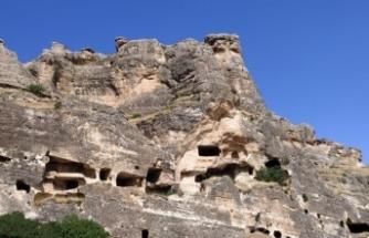 Hasuni Mağaraları turizme kazandırılıyor