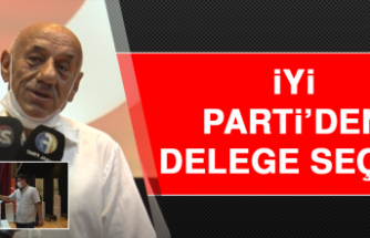 İYİ Parti'den Delege Seçimi