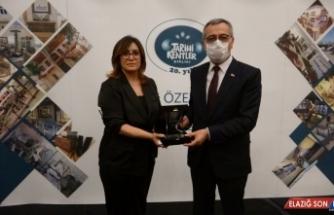 Manavgat Belediyesi'ne 'Müze Özendirme' ödülü