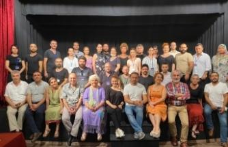 Mersin Büyükşehir Belediyesi Şehir Tiyatrosu'nun sınavları tamamlandı