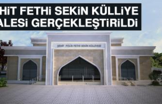 Şehit Fethi Sekin Külliye İhalesi Gerçekleştirildi