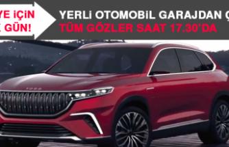 Türkiye İçin Büyük Gün! Yerli Otomobil Garajdan Çıktı