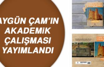 Aygün Çam'ın Akademik Çalışması Yayımlandı