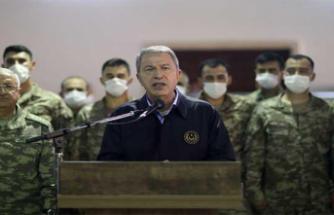 Milli Savunma Bakanı Hulusi Akar'dan flaş Libya açıklaması