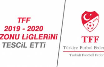 TFF 2019-2020 Sezonu Liglerini Tescil Etti