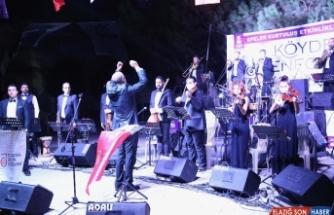 Aydın'ın kurtuluşu senfonik konser ile kutlandı