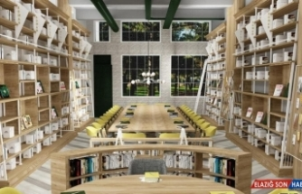 Kepez'in Cemil Meriç Kitaplığı'na Süreklilik Ödülü