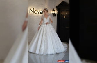 Nova Sposa, 2021 gelinlik koleksiyonlarını hazırlıyor
