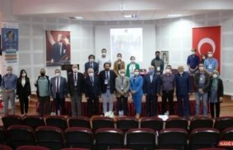 Ahmet Yakupoğlu 3. Uluslararası Sanat ve Tasarım Sempozyumu sona erdi