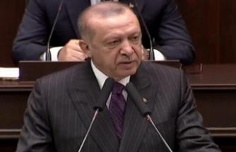 Cumhurbaşkanı Erdoğan'dan Önemli Açıklamalarda Bulundu