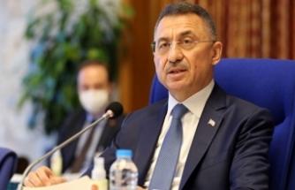 Cumhurbaşkanı Yardımcısı Oktay: 2021 bütçesi güçlü Türkiye'nin bütçesidir