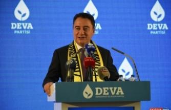 DEVA Partisi Genel Başkanı Ali Babacan: Eğitimi 3 yaşında başlatacağız