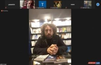 Kent & Kültür Söyleşileri etkinliğin konuğu Ali Lidar oldu