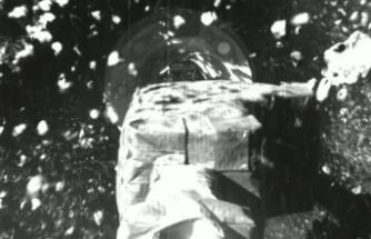 Nasa'nın Osırıs-Rex Uzay Aracının Bennu İsimli Göktaşından Topladığı Örnekler Uzaya Saçılıyor