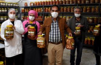 Öğrencisi Kalmayan Okul Binası Turşu Fabrikasına Dönüştü