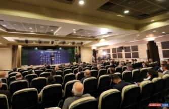 Sanayi ve Teknoloji Bakanı Mustafa Varank, Erzurum'da sanayiciler ile buluştu: