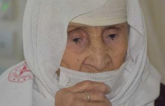 Şırnak'ta 120 Yaşındaki Kadın Korona virüsü Yendi