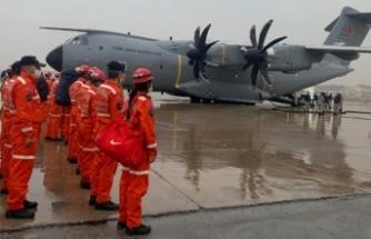 TSK İzmir için seferber oldu: JAK ekipleri uçaklarla sevk ediliyor