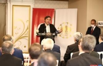 """Vali Aydoğdu: """"Aksaray'ı Aksaraylılar tanımıyor"""""""