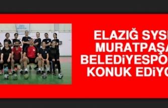 Elazığ SYSK, Muratpaşa BLD. Spor'u konuk ediyor