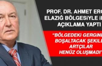 Prof. Dr. Ahmet Ercan, Bölgedeki Fay Hatlarıyla İlgili Konuştu