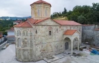 700 yıllık kilise müze olarak geleceğe ışık tutacak