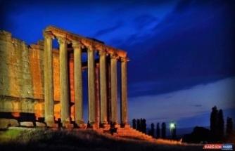 Aizanoi Antik Kenti'nde tarih yeniden canlanacak
