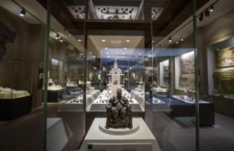 Ankara'nın medeniyetlere açılan kapısı: Anadolu Medeniyetler Müzesi