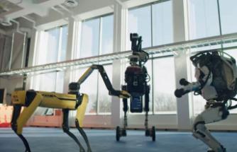 Boston Dynamics: 2021 Bizim Yılımız Olacak