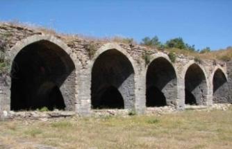 Kültürel miras Kargıhan ve Hamamı restore edilecek