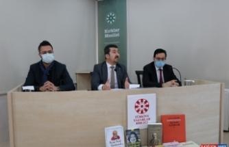 Prof. Dr. Tellioğlu 'en iyi kitap' ödülünü kazandı