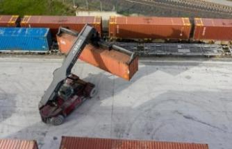 Türkiye'den Rusya'ya ilk ihracat treni yarın yola çıkıyor