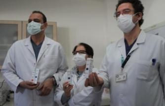 Vücuttaki koronavirüsü yok eden solüsyon geliştirildi