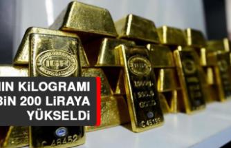Altının Kilogramı 417 Bin 200 Liraya Yükseldi