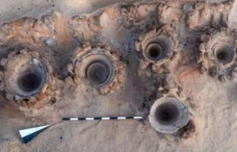 Çöldeki Mezarlığın Altından 5 Bin Yıllık Alkol Fabrikası Çıktı