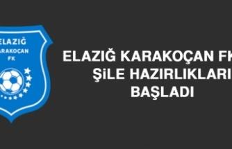 Elazığ Karakoçan FK'da Şile Hazırlıkları Başladı