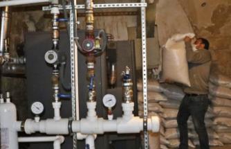 Mardin'de 1.400 Yıllık Otelde, Ekonomik Ve Dumansız Bir Yakıt Sistemi