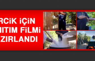 Orcik İçin Tanıtım Filmi Hazırlandı