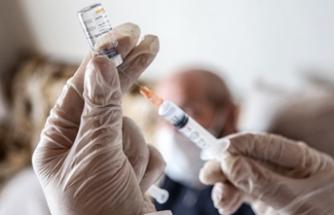 'Aşı olan biri, yakalansa bile Covid-19'u hafif geçiriyor'